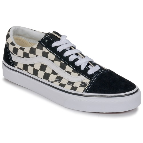 Baskets Basses BlancNoir Old Vans Skool fgyb7v6Y