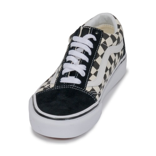 Baskets BlancNoir Old Vans Basses Skool TFlKJc3u1