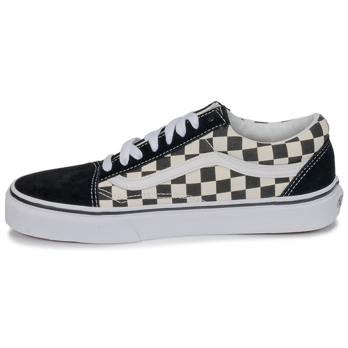 BlancNoir Baskets Vans Old Basses Skool ybf6vgY7