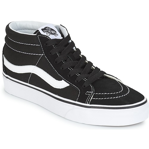 vans sk8 noire et blanche