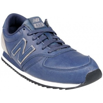 Chaussures Homme Baskets mode New Balance basket Homme U420 LSN Marine Multicolor