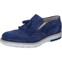 Chaussures Homme Mocassins Kep's By Coraf chaussures homme  mocassins bleu daim BZ886 bleu