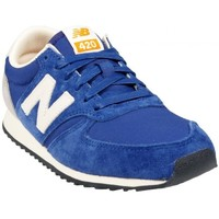 Chaussures Homme Baskets basses New Balance basket Homme U420 SRBB Deep Blue Multicolor