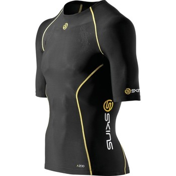 Vêtements T-shirts manches courtes Skins Baselayer de compression - Noir