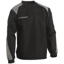 Vêtements Enfant Sweats Kooga Vareuse - Vortex Hybrid - Koog Noir