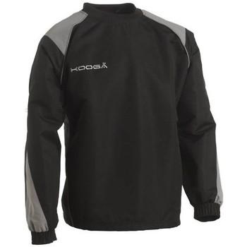 Vêtements Enfant Sweats Kooga Vareuse - Vortex Hybrid - Noir