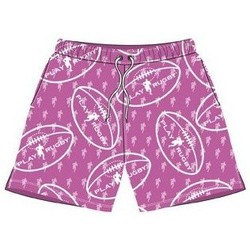 Vêtements Enfant Shorts / Bermudas Play Rugby Short de bain - Drop - Rose