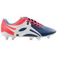 Chaussures Rugby Gilbert Crampons rugby vissés adulte - Evolution - Blanc