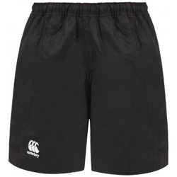Vêtements Shorts / Bermudas Canterbury Short rugby adulte - Advantage Noir