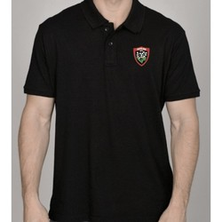 Vêtements T-shirts & Polos Rct Polo rugby adulte - Rugby Club Noir