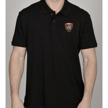 Vêtements T-shirts & Polos Rct Polo rugby adulte - Rugby Club Toulonnais - Noir