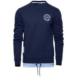 Vêtements Sweats Rugby Division Sweat rugby adulte - Society - Bleu