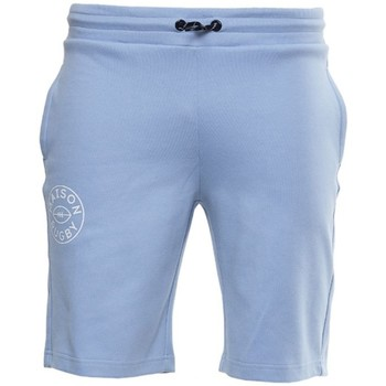 Vêtements Shorts / Bermudas Rugby Division Short rugby adulte - Sky - Bleu