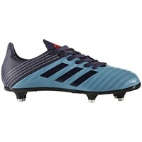 Chaussures Football adidas Originals Crampons rugby vissés enfant Malice SG J - Noir
