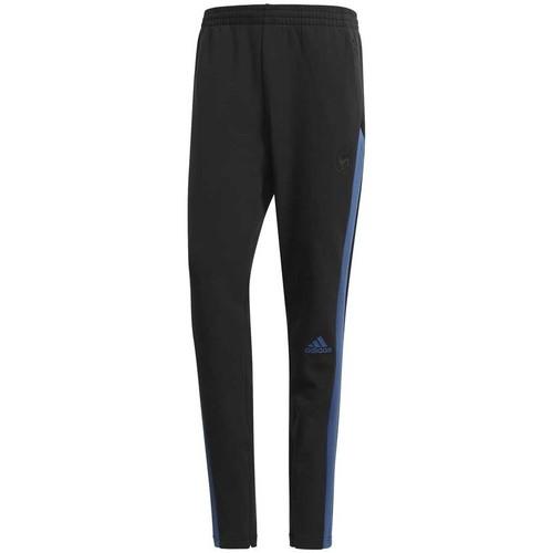 c69d0b07177ee Vêtements Pantalons de survêtement adidas Originals Jogging rugby XV de  France 2018 adulte - Noir