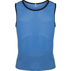 Vêtements Débardeurs / T-shirts sans manche Proact Chasuble - Chasuble multisports - Bleu