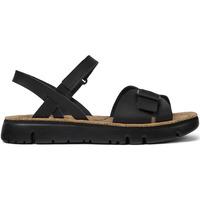 Chaussures Femme Sandales et Nu-pieds Camper Oruga  K200631-003 noir