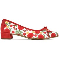 Chaussures Femme Ballerines / babies Sandra Fontan DALIA rouge