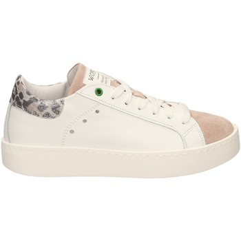 Chaussures Femme Baskets basses Womsh CONCEPT blanc