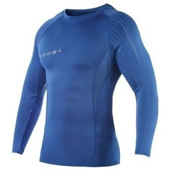 Vêtements Enfant T-shirts manches longues Kooga Baselayer de compression - Power shirt - Bleu