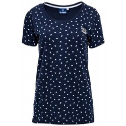 Vêtements T-shirts manches courtes Rugby Division Tee-shirt rugby femme - Marie Claire - Bleu
