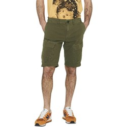 Vêtements Homme Shorts / Bermudas Ikks BERMUDA BATTLE KAKI