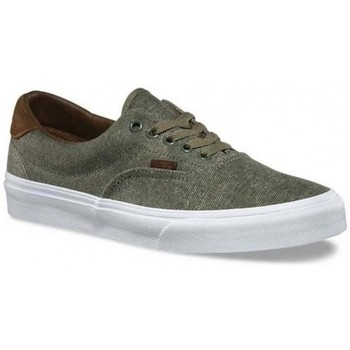 Chaussures Baskets basses Vans Chaussures  U Era 59 C L - Birds / Grape Leaf Vert