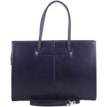 Sacs Femme Sacs porté épaule Oh My Bag Sac à main femme en cuir bleu BLEU