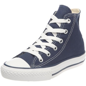Chaussures Garçon Baskets mode Converse CTAS ALL STAR HI Bleu