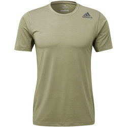 Vêtements Homme T-shirts manches courtes adidas Performance T-shirt Freelift Fitted Elite brown