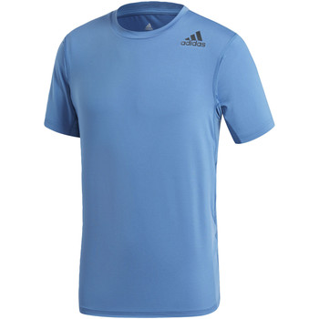 Vêtements Homme T-shirts manches courtes adidas Performance T-shirt FreeLift Fitted Elite blue