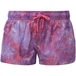 Vêtements Femme Shorts / Bermudas adidas Performance Short Allover Print Beach Rose