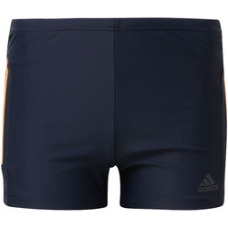 Vêtements Homme Maillots / Shorts de bain adidas Performance Boxer adidas 3 stripes Bleu / Orange