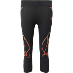 Vêtements Femme Leggings adidas Performance Tight 3/4 Adizero Sprintweb Gris