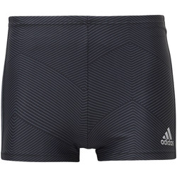 Vêtements Homme Maillots / Shorts de bain adidas Performance Boxer de natation Allover Print 3-Stripes Noir / Gris
