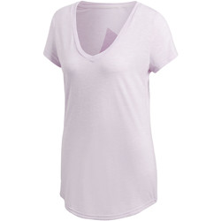 Vêtements Femme T-shirts manches courtes adidas Performance T-shirt ID Winners pink