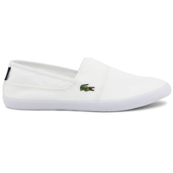 Chaussures Slips on Lacoste - 733cam1071_marice blanc