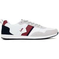 Chaussures Homme Baskets basses Lois 84645 blanc
