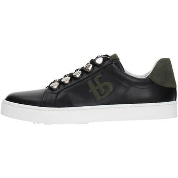 Chaussures Homme Baskets basses Botticelli LU35912 Sneakers Homme BLACK BLACK