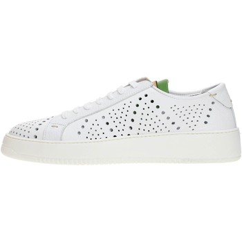 Chaussures Homme Baskets basses Botticelli LU35610 Sneakers Homme WHITE WHITE