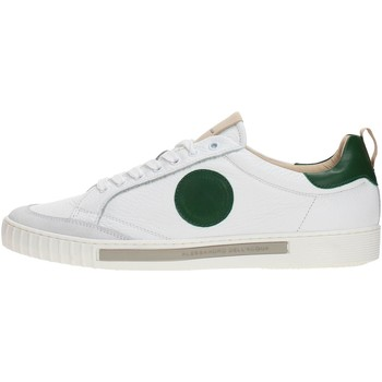 Chaussures Homme Baskets basses Alessandro Dell'acqua 4500 C Sneakers Homme WHITE WHITE