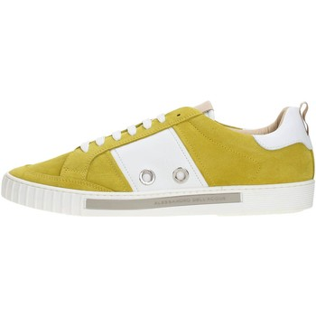 Chaussures Homme Baskets basses Alessandro Dell'acqua 4501 N Sneakers Homme YELLOW YELLOW