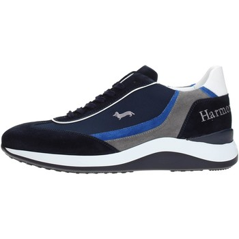Chaussures Homme Baskets basses Harmont & Blaine E1065651 Sneakers Homme NAVY NAVY