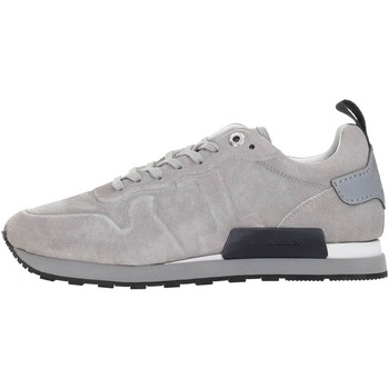 Chaussures Homme Baskets basses La Martina L501016 Sneakers Homme GREY GREY