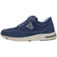 Chaussures Homme Baskets basses Valleverde 17813 Sneakers Homme bleu