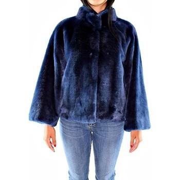 Vêtements Femme Manteaux Liu Jo W67071 Bleu
