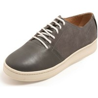 Chaussures Homme Baskets basses Hacter Sneaker CUT Gris anthracite