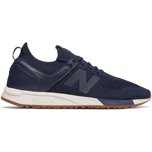 New Balance ZAPATILLAS  MRL247 Bleu - Chaussures Baskets basses Homme