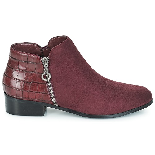 Jade Moony Femme Mood Boots Bordeau rCxodeBW