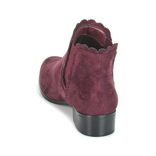 Moony Aubergine Chaussures Femme Boots Mood Jerma TFc3KJl1